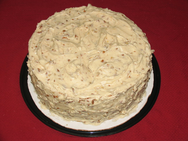 Pecan Roll Cake With Praline Mousse Recipes — Dishmaps
